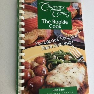 Company's Coming Rookie Cook Book
